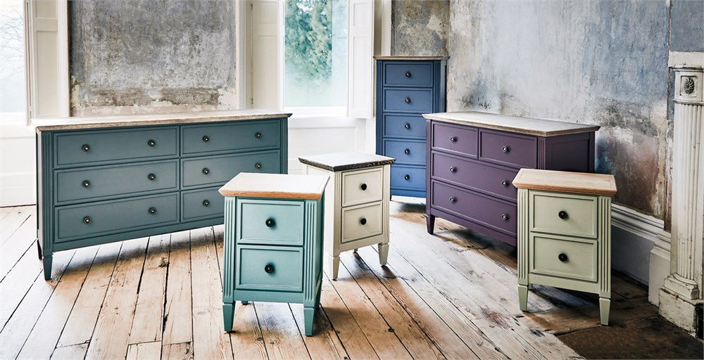 Verona 5 Drawer Tall Chest